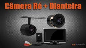 Câmera de Ré Micro da Tech One