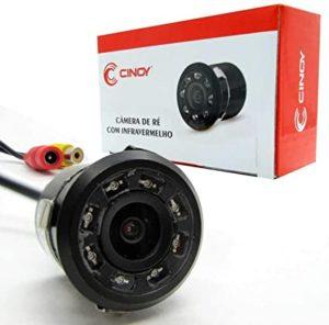 Câmera de Ré Para-Choque da Cinoy