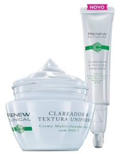 Creme para olheiras AVON Renew Clinical