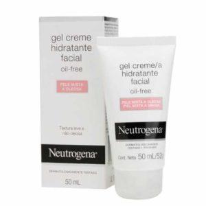 Gel Creme Hidratante Facial Oil Free - Neutrogena