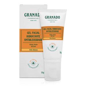 Gel Facial Hidratante Antioleosidade - Granado