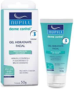 Gel Hidratante Facial Derme Control - Nupill