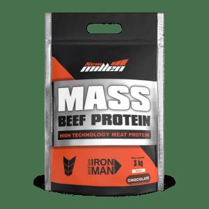 Mass Beef Protein Refil Chocolate - New Millen