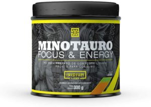 Minotauro Focus & Energy, Laranja - Iridium Labs