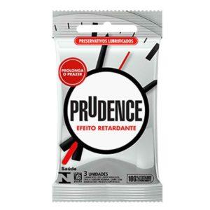 Preservativo Efeito Retardante - Prudence