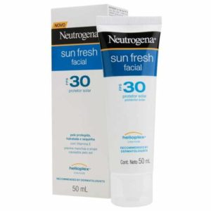 Protetor Solar Sun Fresh - Neutrogena