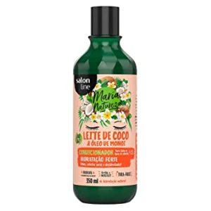 Shampoo Maria Natureza Óleo de Coco & Monoi - Salon Line