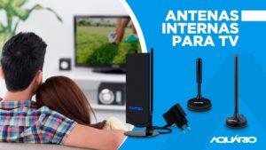 melhor antena digital interna