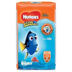 Fralda Little Swimmers - Huggies