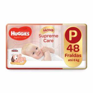 Fralda Supreme Care - Huggies