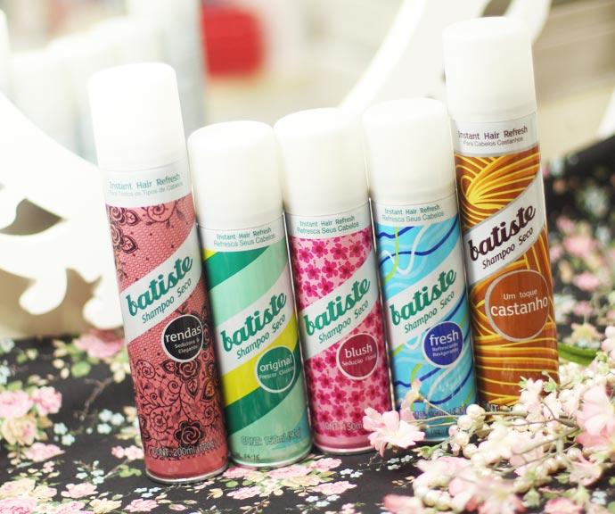 Melhores Shampoos a Seco para Comprar 2021