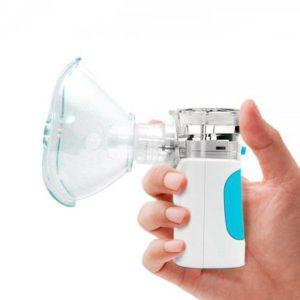 Nebulizador de Rede Vibratória - G-Tech