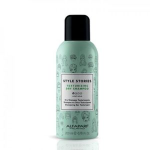 Shampoo a Seco Alfaparf Style Stories