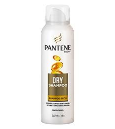 Shampoo a Seco Pantene Dry