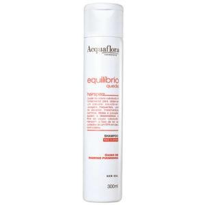 Shampoo para queda de cabelo AcquafloraEquilíbrio
