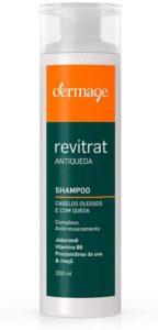 Shampoo para queda de cabelo Dermage Revitrat Antiqueda