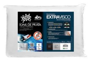 Travesseiro Extravisco - Fibrasca