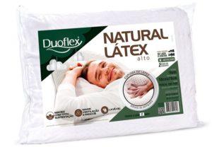 Travesseiro Natural Látex - Duoflex