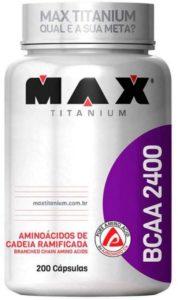 BCAA MAX TITANIUM 2400 Max Titanium