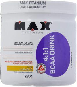 BCAA Max TitaniumDrink