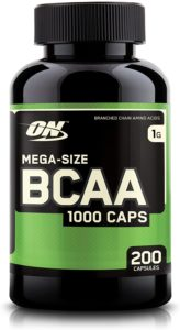 BCAA Optimum Nutrition Mega-Size 1000