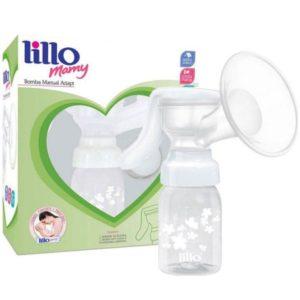 Bomba Manual Extratora de Leite Materno Mamy - Lillo