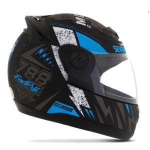 Capacete de Moto Pro Tork G6 Factory Racing