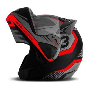 Capacete de moto Pro Tork V-Pro Jet 3