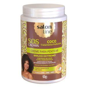 Creme Tratamento SOS Coco Unit - Salon Line
