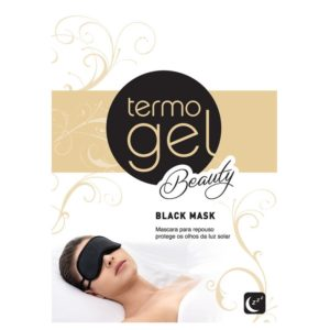 Máscara de Dormir TERMOGEL BEAUTY Black Mask