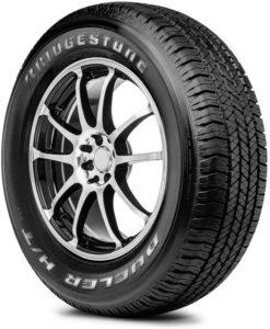Pneu Aro 18 Dueler H:T 684 III 265:60R18 110H (Original Toyota Hilux e Hilux SW4) - Bridgestone