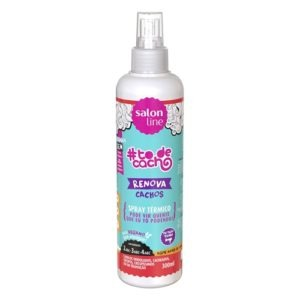 Spray Térmico #Tô de Cacho - Salon Line