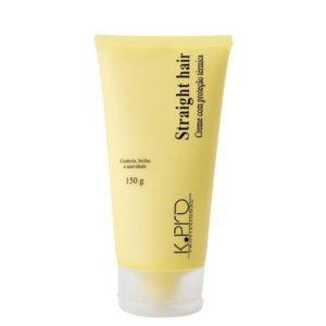 Straight Hair Creme Com Proteção Térmica - K.Pro