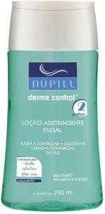 Tônico adstringente Nupill Derme Control