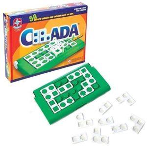 Brinquedo Educativo Estrela Jogo Cilada
