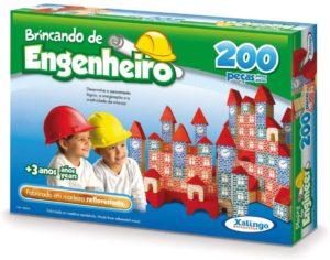Brinquedo Educativo Xalingo Brincando Engenheiro
