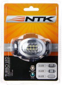 Lanterna de Cabeça Nautika Turbo LED