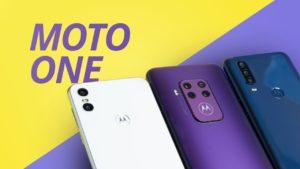 Melhores Motorola One