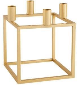 Porta Velas MART Dourado