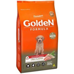 Ração Para Cão Filhote GoldenFórmula Premier