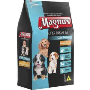 Ração Para Cão Filhote MagnusSuper Premium