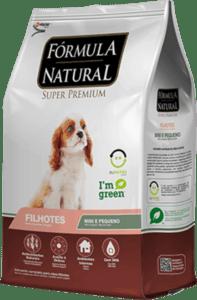 Ração Para Cão Filhote NaturalFórmula Super Premium