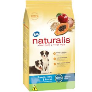 Ração Para Cão Filhote NaturalisTotal