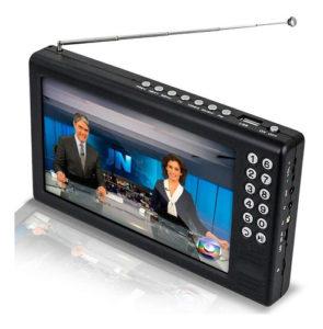 TV portátil HMIK Digital MK-7DSJ