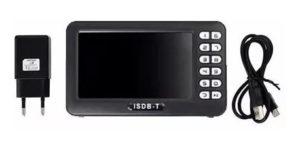 TV portátil Hmik Digital MK- 4.3DSJ
