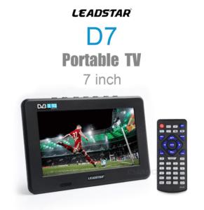 TV portátil Leshp ATSC-D7