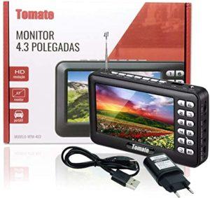TV portátil Tomate Digital MTM 403