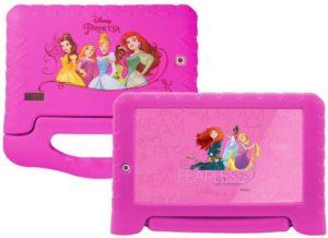 Tablet infantil Multilaser Disney Princesas Plus