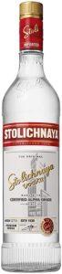 Vodka Stolichnaya Importada Premium