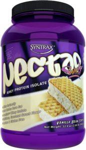 Whey protein isolado Syntrax Nectar